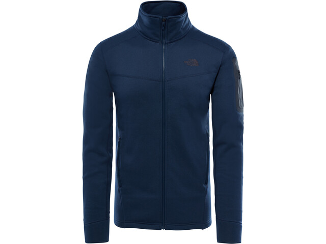 The North Face Hadoken Full Zip Jacket Men Urban Navy Light Heather